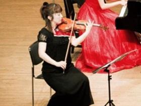 大阪音楽大学{音楽学部 音楽学科 弦楽器専攻 ヴァイオリン演奏家特別のイメージ