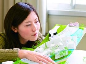 金城学院大学生活環境学部 環境デザイン学科のイメージ