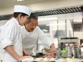 町田調理師専門学校調理師科のイメージ