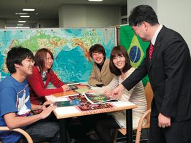 城西国際大学{国際人文学部 国際文化学科のイメージ