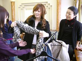 名古屋文化短期大学生活文化学科第1部 ファッションビジネス専攻 ファッションビジネスコースのイメージ