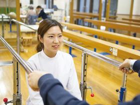名古屋医健スポーツ専門学校理学療法科のイメージ