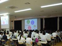 学校説明会(理学療法学科)の画像