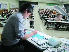 あいち造形デザイン専門学校グラフィックデザイン科 CG専攻のイメージ
