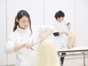 岩谷学園アーティスティックB横浜美容専門学校ビューティースタイリスト 美容師養成のイメージ