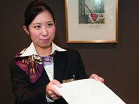 体験入学【ホテル・ブライダルコース】の画像