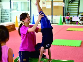 札幌スポーツ&メディカル専門学校健康スポーツ科 チャイルドスポーツコースのイメージ