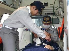 長野救命医療専門学校救急救命士のイメージ