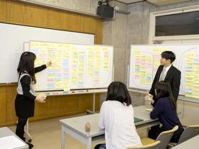 常磐大学総合政策学部 経営学科のイメージ