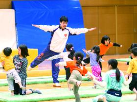大阪産業大学{スポーツ健康学部のイメージ