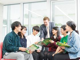 日本外国語専門学校{総合英語科のイメージ