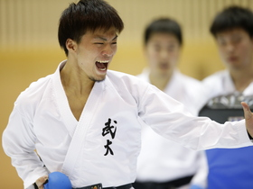 国際武道大学{体育学部 武道学科のイメージ