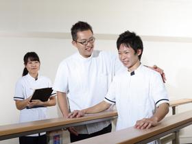 理学・作業名古屋専門学校理学療法学科のイメージ