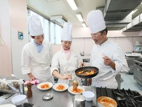 北海道中央調理技術専門学校{調理師科(昼間部 1年制課程)のイメージ