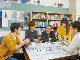 星槎道都大学美術学部 建築学科のイメージ