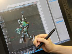 専門学校 名古屋デザイナー学院ゲーム・CG学科 ゲームCG専攻のイメージ