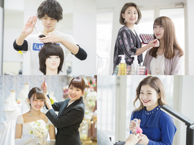 東京文化美容専門学校昼間部 美容科のイメージ