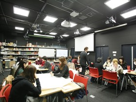 実践女子大学{生活科学部 現代生活学科のイメージ