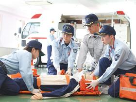 東海医療工学専門学校救急救命科のイメージ