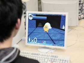 近畿コンピュータ電子専門学校{ゲーム分野 ゲームクリエイタ専攻(3年制)のイメージ