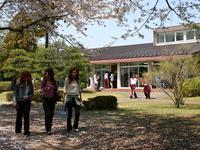 平日の学校見学の画像