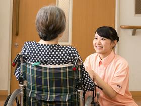 東京未来大学福祉保育専門学校介護福祉科のイメージ