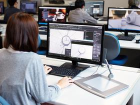 専門学校デジタルアーツ仙台CGクリエイター科 3Dモデラーコースのイメージ