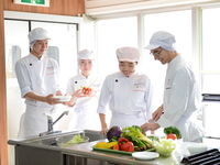 東京栄養食糧専門学校フォトギャラリー1