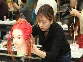 高津理容美容専門学校●美容科 ヘアデザイン専攻のイメージ
