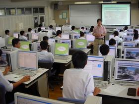 名古屋産業大学{現代ビジネス学部 現代ビジネス学科 環境ビジネスコースのイメージ