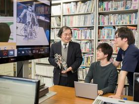 東京情報大学{総合情報学部 知能情報システム研究室(情報システム学系)のイメージ
