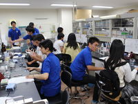 オープンキャンパス(宇都宮キャンパス)の画像