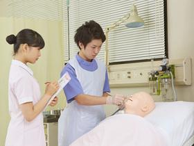 帝京平成大学{健康医療スポーツ学部 看護学科のイメージ