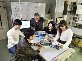 拓殖大学{工学部 電子システム工学科のイメージ