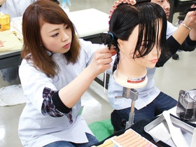 福岡美容専門学校 福岡校美容科 通信課程のイメージ