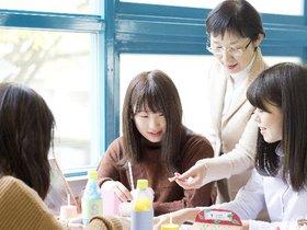 常磐短期大学{幼児教育保育学科のイメージ