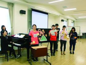 北翔大学教育文化学部 教育学科 幼児教育コースのイメージ