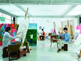 北翔大学教育文化学部 芸術学科のイメージ