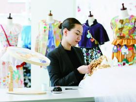 北翔大学教育文化学部 芸術学科 服飾美術分野のイメージ