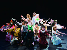 北翔大学教育文化学部 芸術学科 舞台芸術分野のイメージ