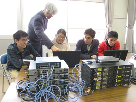 専門学校 IVY総合技術工学院インターネットシステム学科(2019年新設)のイメージ