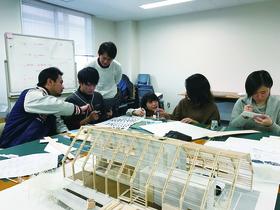 西日本工業大学{デザイン学部 建築学科のイメージ