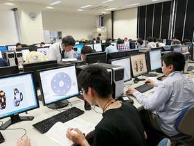 ものつくり大学技能工芸学部 総合機械学科 機械デザインコースのイメージ