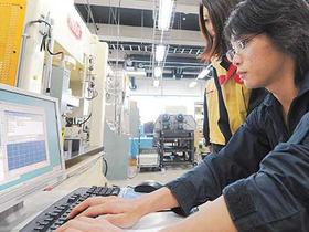 ものつくり大学技能工芸学部 総合機械学科 生産システムコースのイメージ