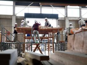 ものつくり大学技能工芸学部 建設学科 木造建築コースのイメージ