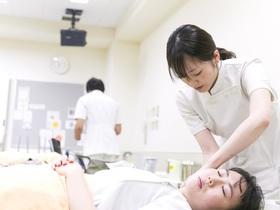 呉竹医療専門学校{鍼灸科Ⅱ部のイメージ