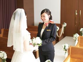 名古屋外語・ホテル・ブライダル専門学校ブライダル科のイメージ
