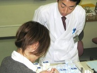 個別対応で納得いくまで実技体験・質問!「個別歯科技工体験」の画像