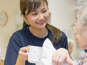 仙台医療秘書福祉専門学校{介護福祉科のイメージ