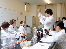 福島学院大学短期大学部{食物栄養学科のイメージ